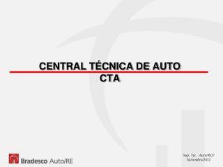 CENTRAL TÉCNICA DE AUTO CTA