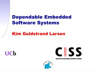 Dependable Embedded  Software Systems