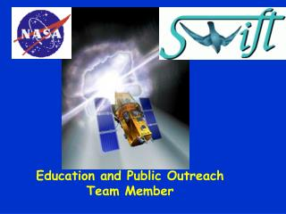 Education and Public Outreach Team Member