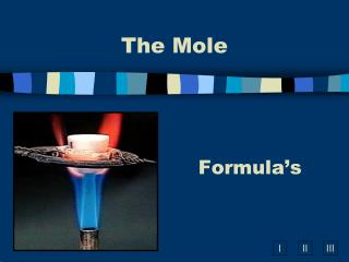 Formula�s
