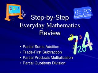 Step-by-Step Everyday Mathematics Review