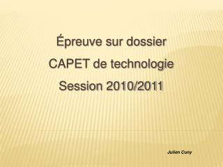 Julien Cuny