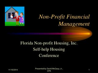 Non-Profit Financial Management