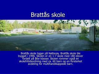 Brattås skole