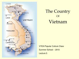 The Country Of Vietnam