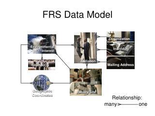 FRS Data Model