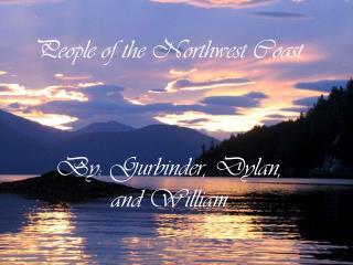 People of the Northwest Coast