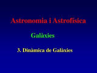 Astronomia i Astrof ísica