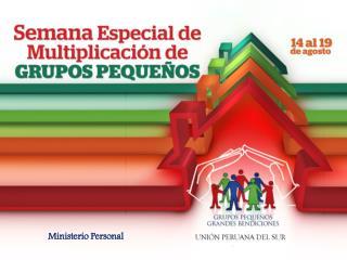 Ministerio Personal