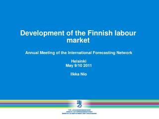 Development of the Finnish labour market