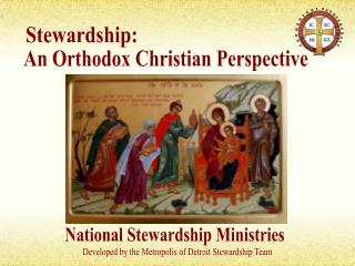 National Stewardship Ministries