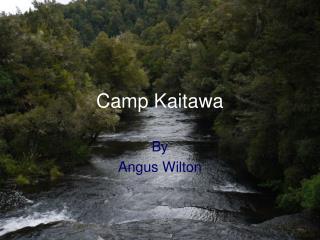 Camp Kaitawa