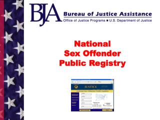 National Sex Offender Public Registry