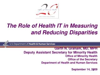 Background on the Office of Minority Health