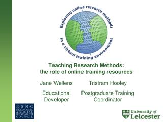 Teaching Research Methods: the role of online training resources