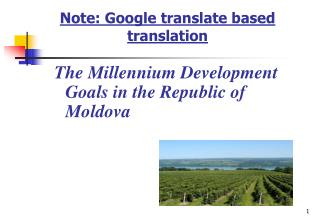 Note: Google translate based translation