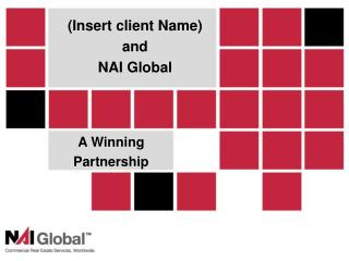 A Winning  Partnership