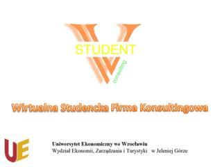 Wirtualna Studencka  Firma Konsultingowa