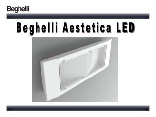 Beghelli Aestetica LED