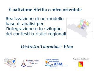 Coalizione Sicilia centro orientale