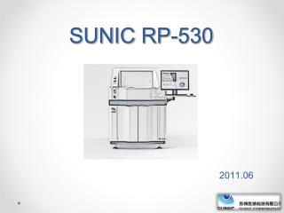 SUNIC RP-530
