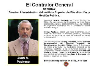 Juan A. Pacheco