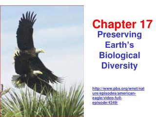 Preserving Earth�s Biological Diversity