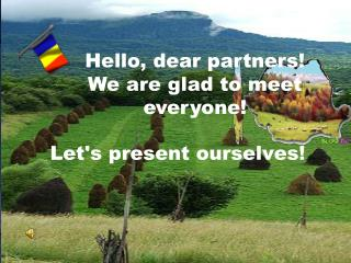 Hello, dear partners! We are glad to meet everyone!
