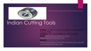 Gear Cutting Tools - CNC Router Bits | Keyway Broaches