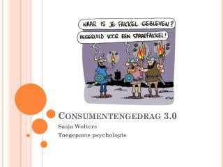 Consumentengedrag 3.0