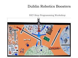 Dublin Robotics Boosters