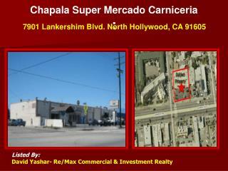 Chapala Super Mercado Carniceria :