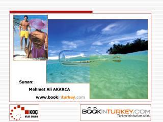 book in turkey