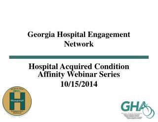 Georgia Hospital Engagement Network