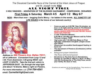 all-night-carmelites-march-april-may-2011