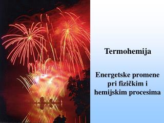 Termohemija