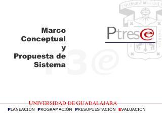 Marco Conceptual y Propuesta de Sistema
