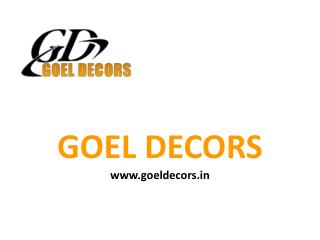 Buy Curtains Online Here | Goel Decors | Curtains for Home