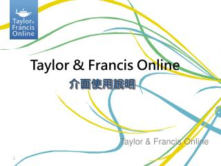 Taylor & Francis Online