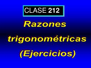CLASE 212