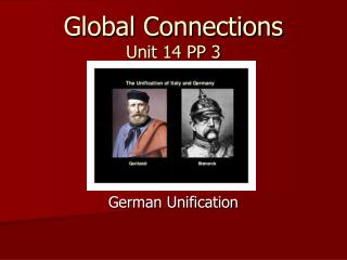 Global Connections Unit 14 PP 3