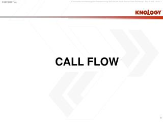CALL FLOW