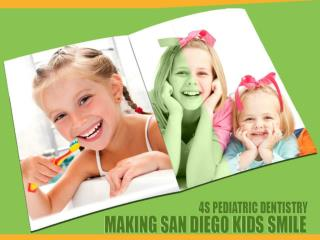 Pediatric orthodontist in San Diego putting smiles on kids'