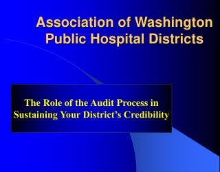 Association of Washington Public Hospital Districts