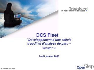 DCS Fleet