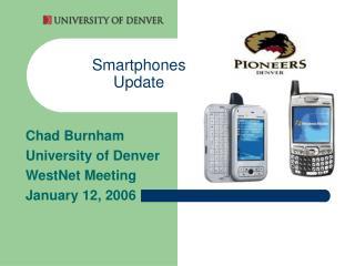 Smartphones Update