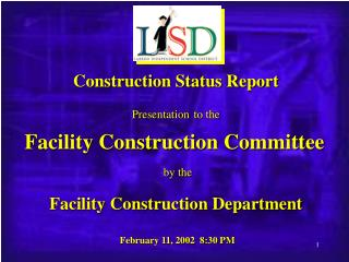 Facility Construction Committee