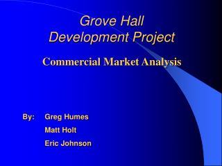 Grove Hall  Development Project