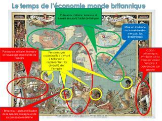 « Britannia », personnification  de la Grande Bretagne et de sa puissance maritime