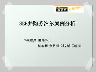 SEB 并购苏泊尔案例分析